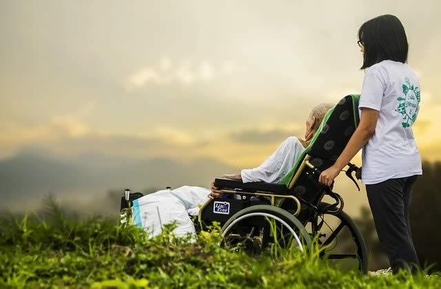 types of elderly care