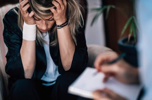 mental illness and stress