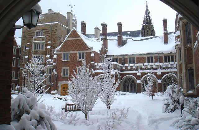 tips for returning to campus after winter break