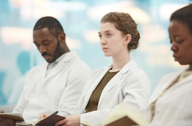 trick to surviving medical school