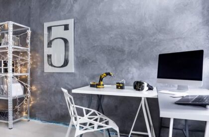 how to make the perfect study room