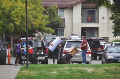 moving for college