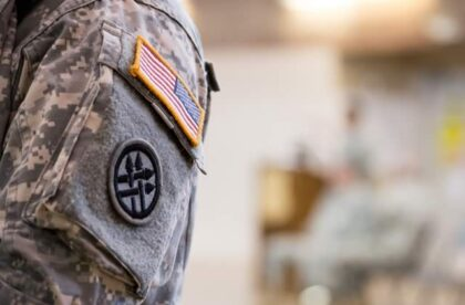 how military members can get an education