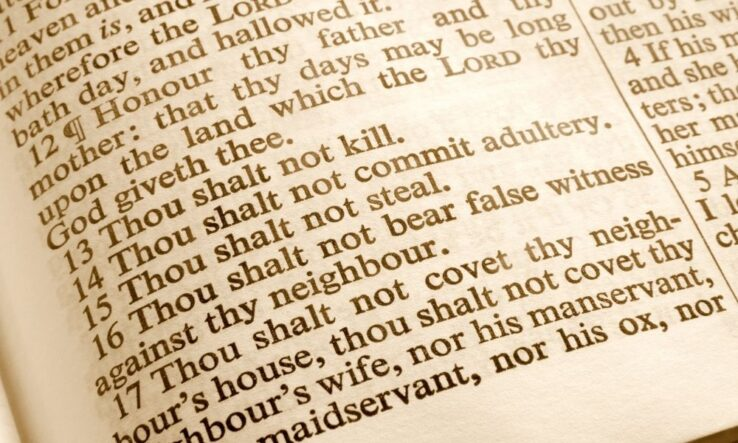 Why Are There Different Versions of the Ten Commandments?